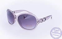 Оптом женские солнцезащитные очки - Серые - 927, фото 1