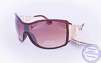 Оптом женские солнцезащитные очки - Коричневые - 5241, фото 1