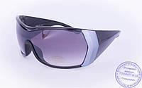 Оптом женские солнцезащитные очки - Черные - 8841, фото 1