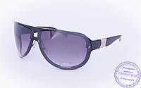 Оптом солнцезащитные очки - Черные - 3084, фото 1