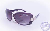Оптом женские солнцезащитные очки - Фиолетовые - 3502, фото 1