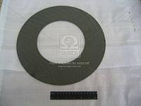 Накладка диска сцепления (феродо) ЗИЛ 130 (Трибо). 130-1601138-А2