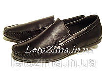 Туфли кожаные подростковые р.36-41
