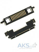 (Коннектор) Aksline Разъем зарядки Sony Ericsson W508 / T715