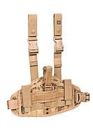 """Набедренная кобура-подсумок универсальный MOLLE """"UPH"""" (Uni.Pouch-Holster) SOCOM camo, фото 1"""