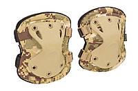 """Налокотники тактические """"LWE"""" (Lightweight Elbow Pads) SOCOM camo, фото 1"""