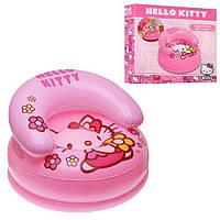 Детское надувное кресло Hello Kitty 48508