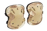 """Налокотники тактические """"LWE"""" (Lightweight Elbow Pads) A-Tacs Camo, фото 1"""