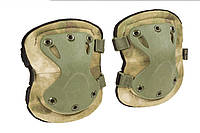 "Налокотники тактические ""LWE"" (Lightweight Elbow Pads) A-Tacs Foliage Green, фото 1"