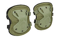 """Налокотники тактические """"LWE"""" (Lightweight Elbow Pads) Olive Drab, фото 1"""