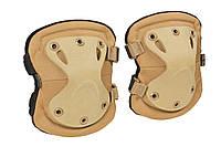 """Налокотники тактические """"LWE"""" (Lightweight Elbow Pads) Coyote Brown, фото 1"""