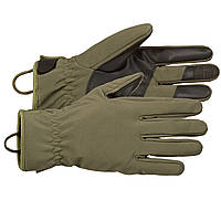 """Перчатки демисезонные влагозащитные полевые """"CFG"""" P1G-Tac® Olive Drab, фото 1"""