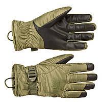 "Перчатки полевые зимние ""N3B ECW Field Gloves"" P1G-Tac® Olive Drab, фото 1"