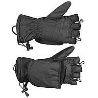 Перчатки снайперские зимние N3B ECW Sniper Gloves P1G-Tac® Combat Black, фото 1