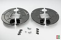 Кожух защитный тормоза (комплект) (оригинал BPW) 9900000129