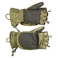 Перчатки снайперские зимние N3B ECW Sniper Gloves P1G-Tac® Olive Drab, фото 1
