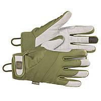 """Перчатки стрелковые зимние """"ASWG"""" P1G-Tac® Olive Drab, фото 1"""