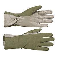 """Перчатки тактические """"Nomex Flight Gloves"""" P1G-Tac® Olive Drab, фото 1"""