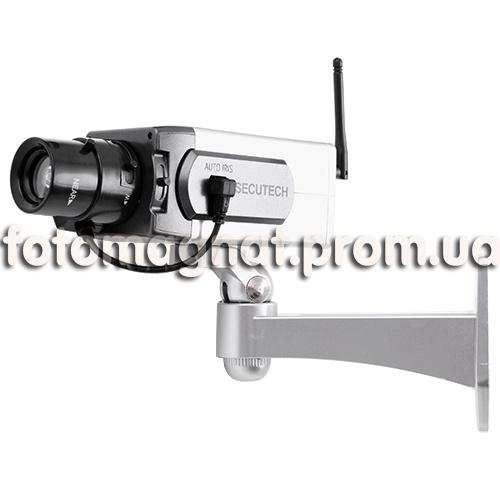 Камера муляж DS-1400A (CDS-сенсор) поворотная, для видеонаблюдения