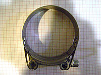 Хомут  NORMA  GBS  силовой  51-55  мм нержавейка, фото 1