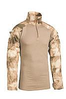 """Рубашка полевая для жаркого климата """"UAS"""" (Under Armor Shirt) Cordura Baselayer A-Tacs, фото 1"""