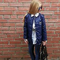 Куртки для девочек демисезонные