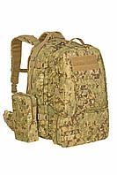 "Рюкзак полевой 3-дневный ""LRPB-3D"" (Long Range Patrol Backpack-3Day) SOCOM Camo, фото 1"