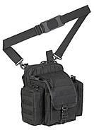 """Сумка пистолетная для скрытого ношения """"UPB Mk-2"""" (Undercover Pistol Bag Mk-2) Black, фото 1"""