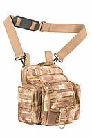 """Сумка пистолетная для скрытого ношения """"UPB Mk-2"""" (Undercover Pistol Bag Mk-2) AT Camo, фото 1"""