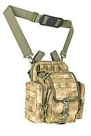 """Сумка пистолетная для скрытого ношения """"UPB Mk-2"""" (Undercover Pistol Bag Mk-2) AFG Camo, фото 1"""