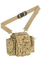 "Сумка-подсумок полевой MOLLE ""FBP"" (Field Butt Pack) SOCOM Camo, фото 1"