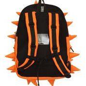 Школьный рюкзак MadPax Rex Full цвет Orange, фото 2