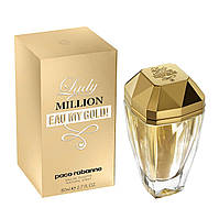 Женская туалетная вода Paco Rabanne Lady Million Eau My Gold 80 ml ( Пако Рабан Леди Миллион Май Голд)