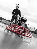 Затирочная машина по бетону ― (вертолет) 1200 мм HONDA Chicago Pneumatic, фото 2