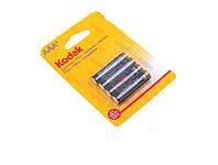 48х Батарейка AAA LR3 Kodak, солевая