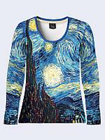 Лонгслив Starry Night