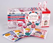 Чай LOVARE Англійський чайний квартет асорті 24 пакетика
