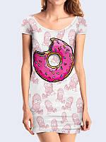 Платье Сладкий пончик