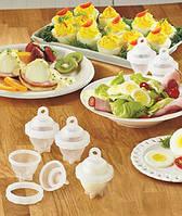 Формочки для варки яиц  – аккуратное приготовление яиц!