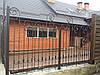 Забор кованый арт.зк. 39