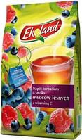 Чайный напиток гранулированный Ekland 300 грамм разные вкусы чая