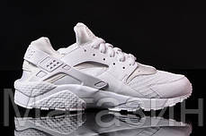 """Женские кроссовки Nike Huarache """"All White"""", найк хуарачи, фото 2"""