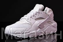 """Женские кроссовки Nike Huarache """"All White"""", найк хуарачи, фото 3"""