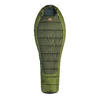 Спальный мешок MISTRAL 185 зеленый