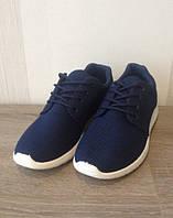 Кроссовки Nike Roshe Run (Dark Blue)