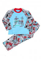 Пижама для мальчика ТМ Фабрика MTF