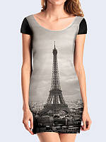 Платье Башня Эйфеля