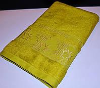 Турецкие бамбуковые большие полотенца