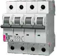 Автоматический выключатель ETIMAT 6  3p+N B 32А (6 kA)
