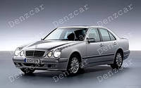 Ветровик MERCEDES E-klasse Sd (W210) 1995-2003 (на скотче)